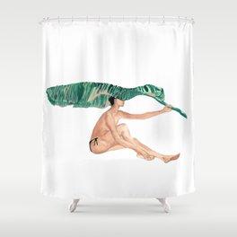 me myself & I Shower Curtain