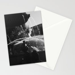 la fontaine de jouvence Stationery Cards