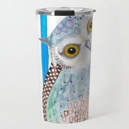 Owly Travel Mug