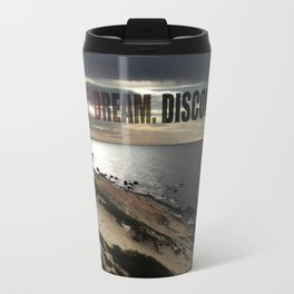 Explore. Dream. Discover Travel Mug