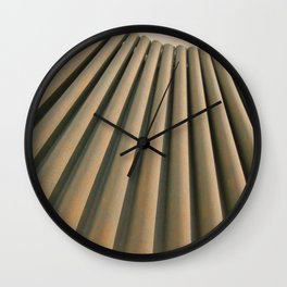 Lampshade  Wall Clock