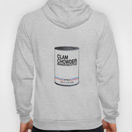 01 Clam Chowder Hoody