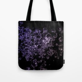 THE DEATH OF A SKULL Tote Bag