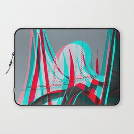 Surreal Montreal #11 Laptop Sleeve