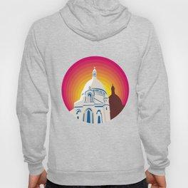 Catholic Church Dome Circle WPA Hoody