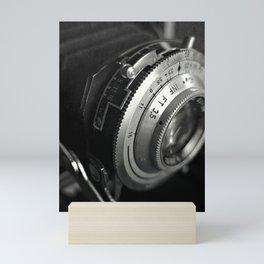 fstop macro Mini Art Print