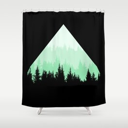 fresh Air Shower Curtain