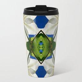 Clematis Solaris Travel Mug