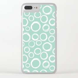 Briny Clear iPhone Case