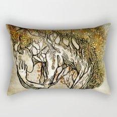 Crying Dryad Rectangular Pillow