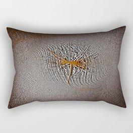 Embossed Rectangular Pillow