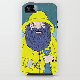 Fisherman iPhone Case
