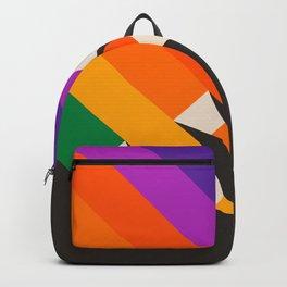 Rainbow Pencils Backpack