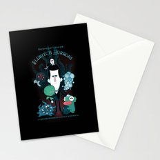 Lovecraft's Home for Eldritch Horrors Stationery Cards