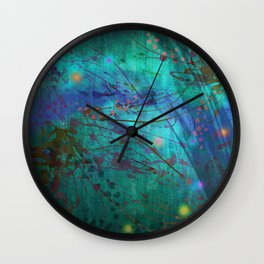Indifferent Wall Clock