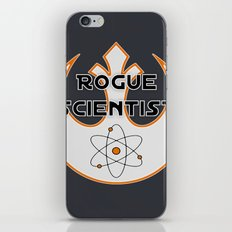 Rogue Scientist iPhone & iPod Skin