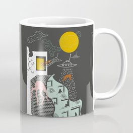 Facts urban art Coffee Mug