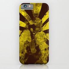 distressed  boxer Slim Case iPhone 6s