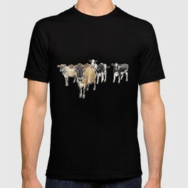 Cow Crowd T-shirt