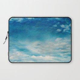 deep blue /Agat/  Laptop Sleeve