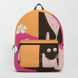 Vintage Otter Backpack