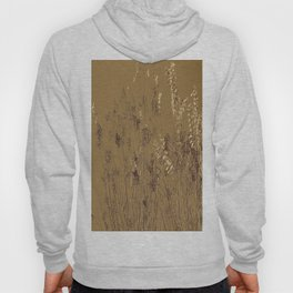 Thin Branches Sepia Hoody