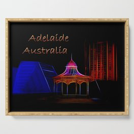Electrified Adelaide Serving Tray