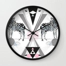 Equinox Rising Wall Clock