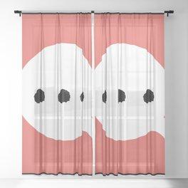 ... C Sheer Curtain