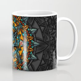 Native Owl Coffee Mug