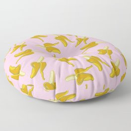 Goin' Bananas Floor Pillow