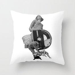 Ego Throw Pillow