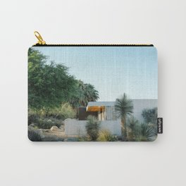 Palm Springs Midcentury Carry-All Pouch