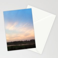 Sunset Drive By Stationery Cards