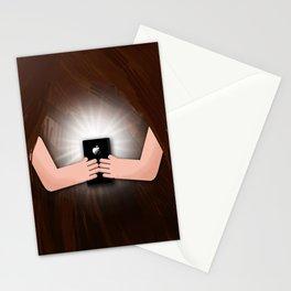 Secretly Addicted Stationery Cards