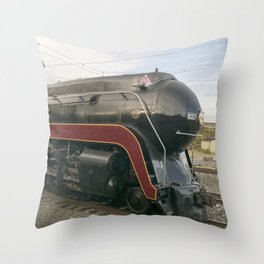 Strasburg Railroad Series 17 Throw Pillow