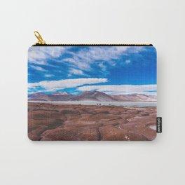 Piedras Rojas (Red Rocks), San Pedro de Atacama Desert, Chile Carry-All Pouch