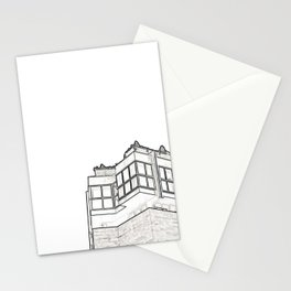 Architecture: Downtown Valencia Stationery Cards