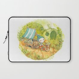 On the Road ! Laptop Sleeve