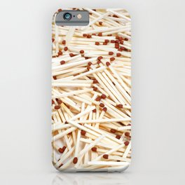 Matches iPhone Case