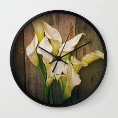 Simplicity is the Ultimate Sophistication Wall Clock