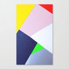 Collage n°1 Canvas Print