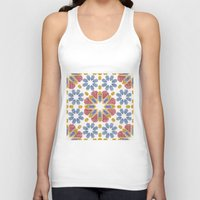 morocco Tank Tops featuring Morocco by Vicky Webb