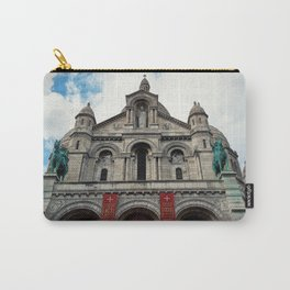 Sacred Heart Paris Carry-All Pouch
