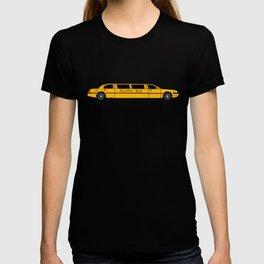 Limousine School Bus T-shirt