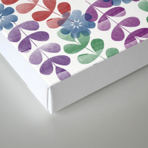 pattern 5 Canvas Print