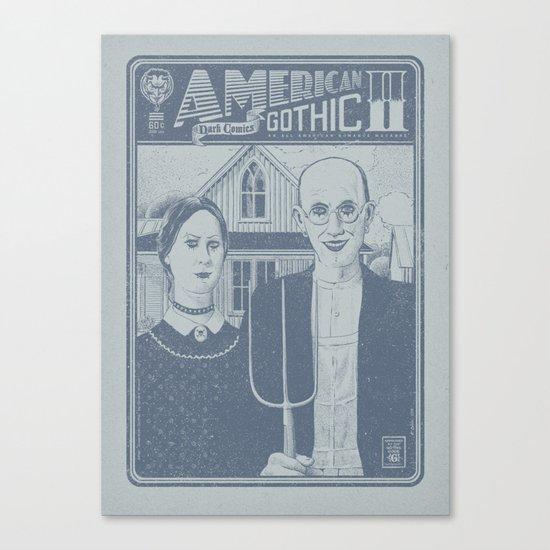American Gothic II Canvas Print