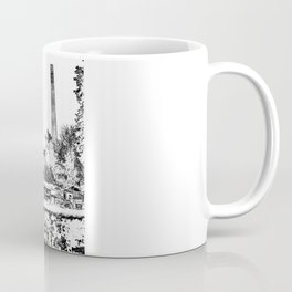 Saltaire- Salts Mill  Coffee Mug