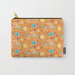 """""""Sun Scent"""" Pegasus Print by Mellie Test Carry-All Pouch"""