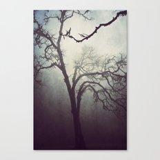 Silent Anticipation Canvas Print